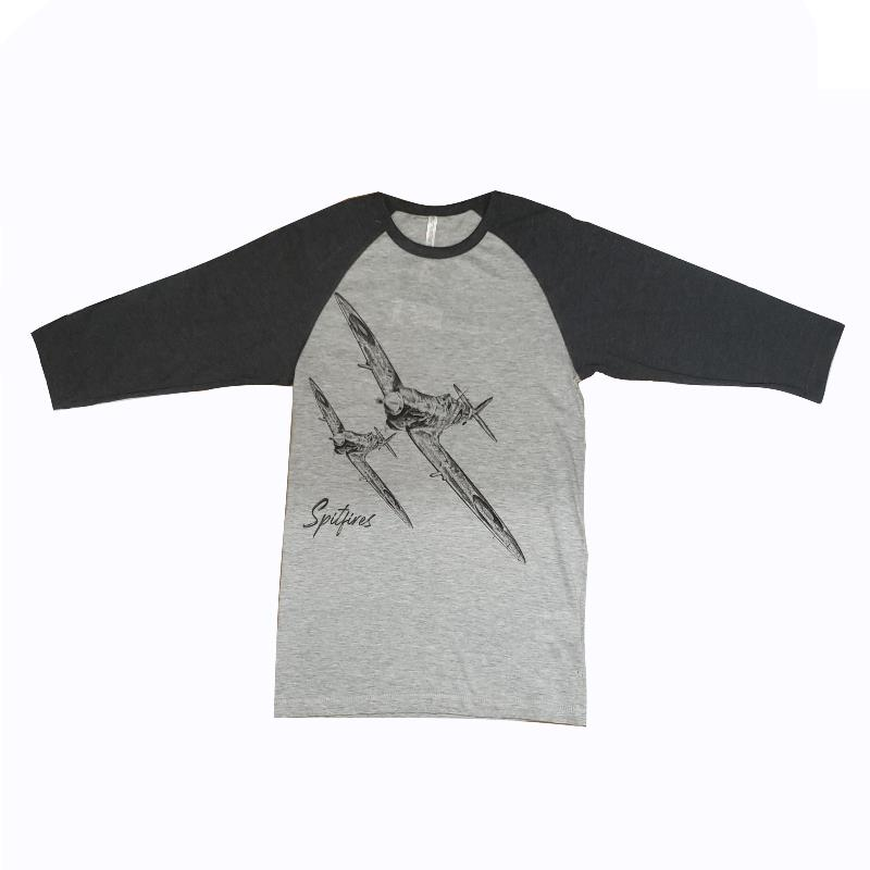 Product Photo of BaseballSpitfireTshirt - Spitfire Baseball T-Shirt