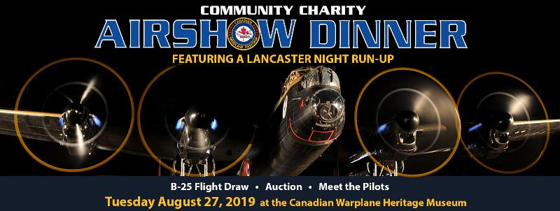 Product Photo of CCAD2019 - Community Charity Airshow Dinner 2019