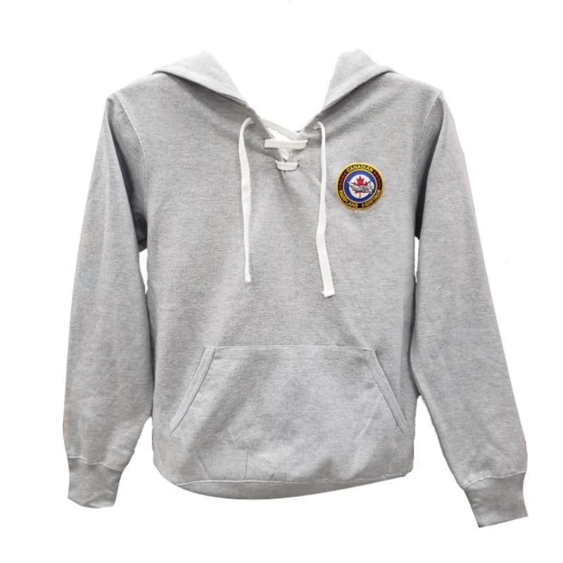 Product Photo of CWH-HOCKEY-GREY - CWH Grey Hockey Sweater