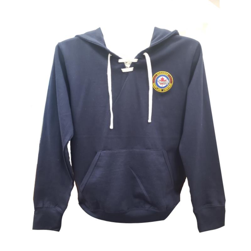 Product Photo of CWH-HOCKEY-NAVY - CWH Navy Hockey Sweater