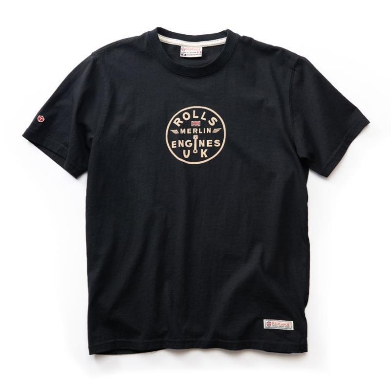 Product Photo of DAXMERLINTSHIRT - Rolls Merlin T-Shirt
