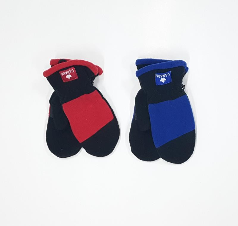 Product Photo of FLEECEMITTENSBABY - Infant Fleece Mittens