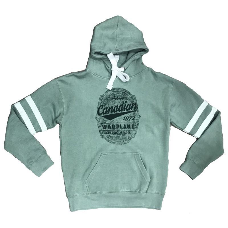 Product Photo of GREEN-CWH-HOODIE - Green Canadian Warplane Heritage Museum Hoodie