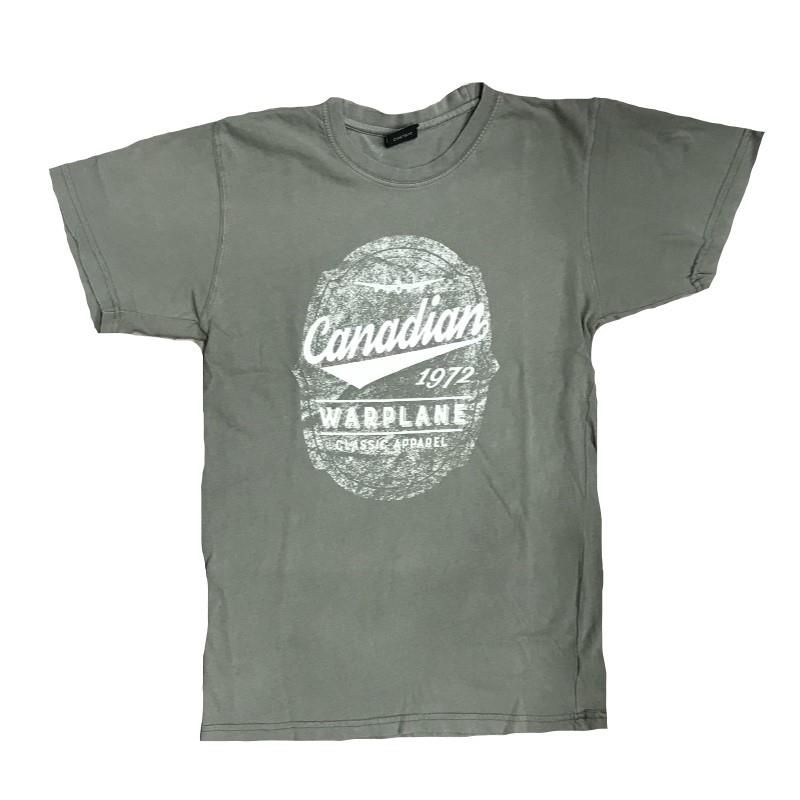 Product Photo of GREEN-CWH-TEE - Green Canadian Warplane Heritage Museum T-Shirt