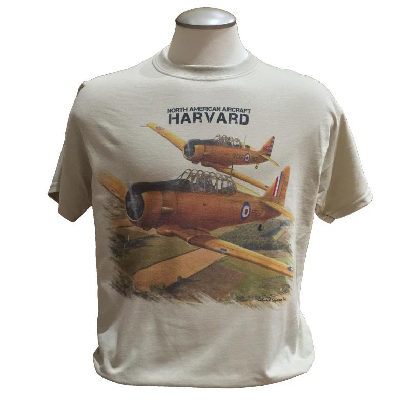 Product Photo of HARVARDTAN - North American Harvard Tan T-Shirt
