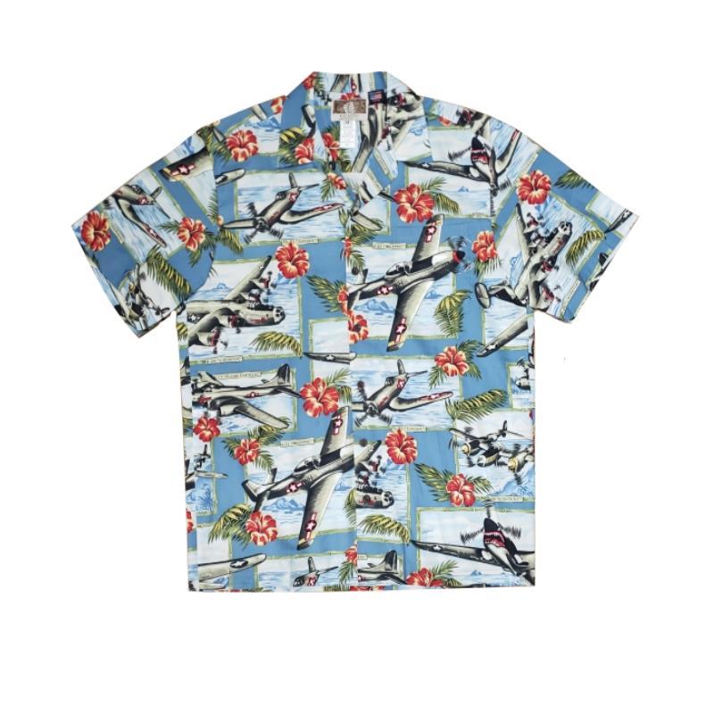 Product Photo of HAWAIIANSHIRTISLANDMIST - Hawaiian Mist Hawaiian Shirt