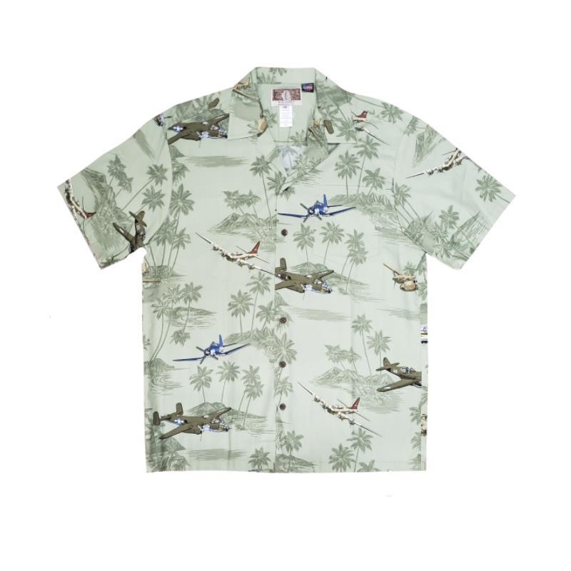 Product Photo of HAWAIIANSHIRTPALMTREE - Palm Tree Hawaiian Shirt