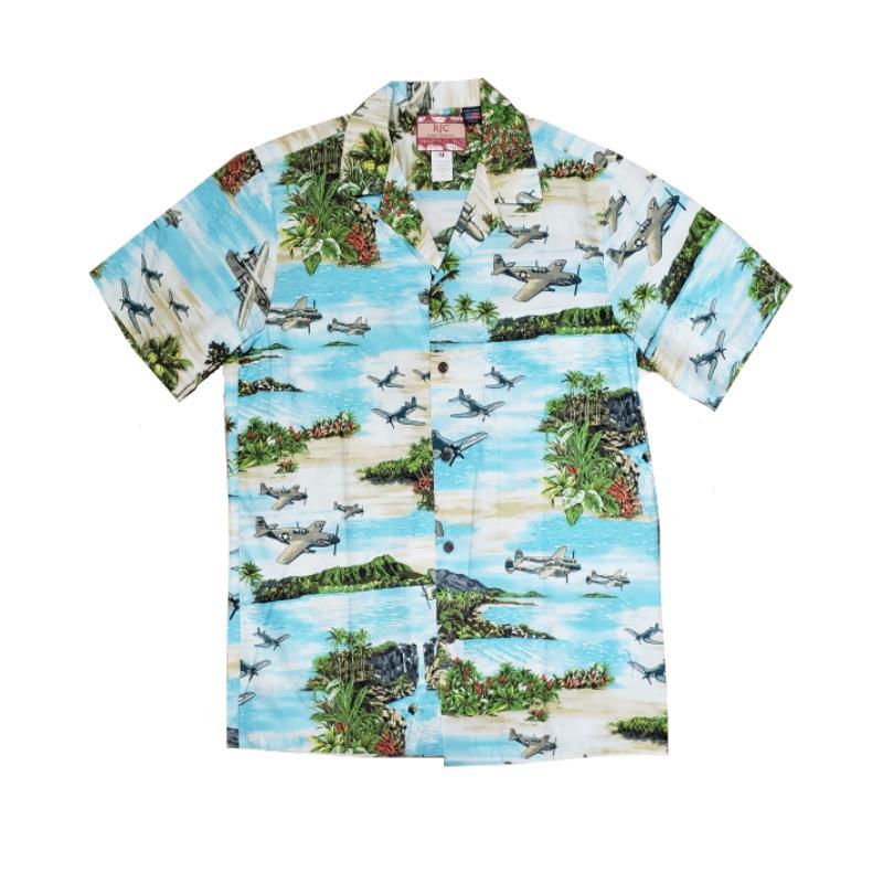 Product Photo of HAWAIIANSHIRTSOUTHPACIFIC - South Pacific Hawaiian Shirt