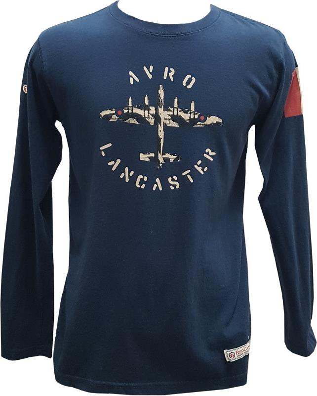 Product Photo of LANCLONGSLEEVE - Long Sleeve Lancaster T-Shirt