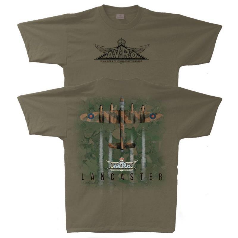 Product Photo of LANCTOPSIDETSHIRT2021 - Lancaster 'Topside' TShirt