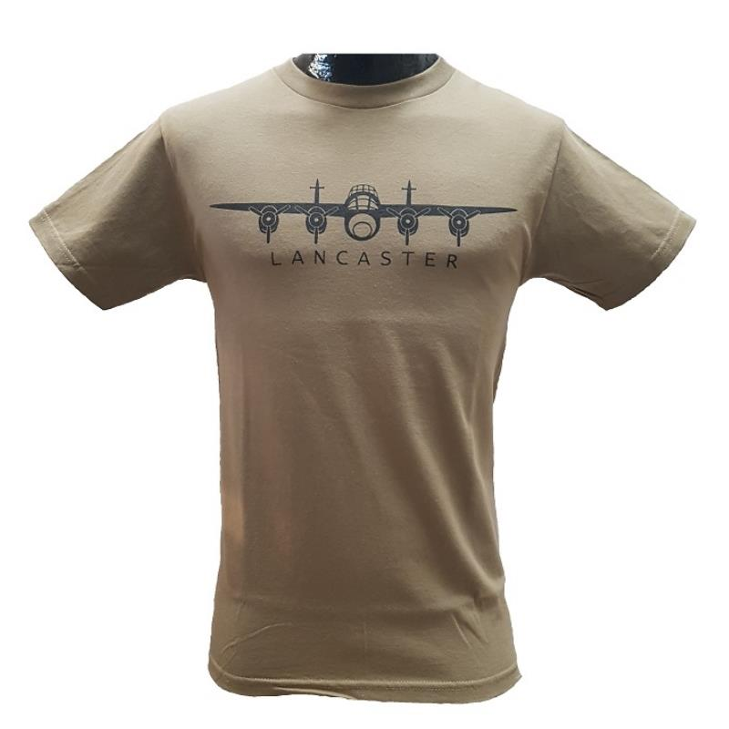 Product Photo of LANCsilhouette - Lancaster Silhouette T-Shirts