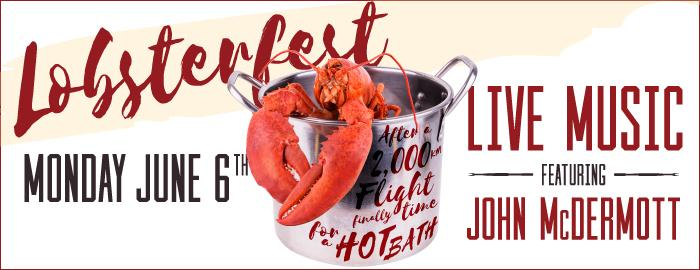 Product Photo of LOBSTER-LOBSTER DINNER MEMBER - 2016 Lobsterfest - Lobster Dinner Member