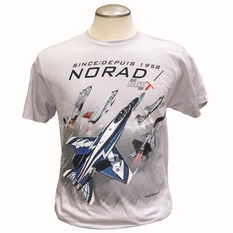 Product Photo of NORADGREYTSHIRT - Norad T-Shirt