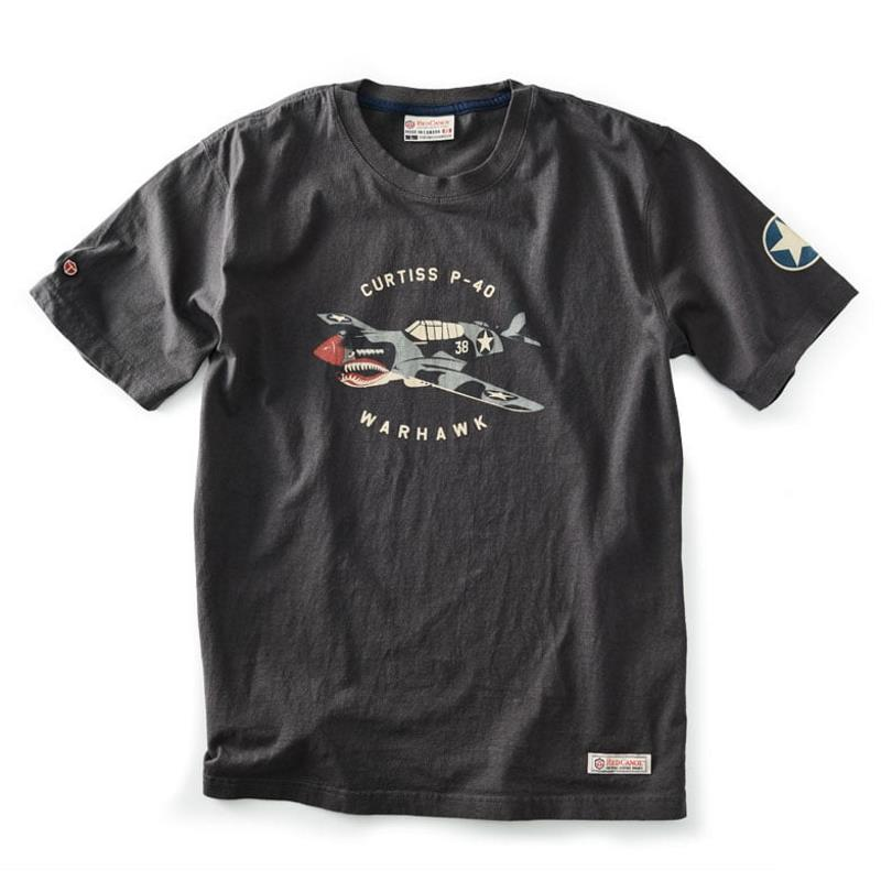 Product Photo of P40WARHAWKSHIRT - Curtiss P-40 Shirt