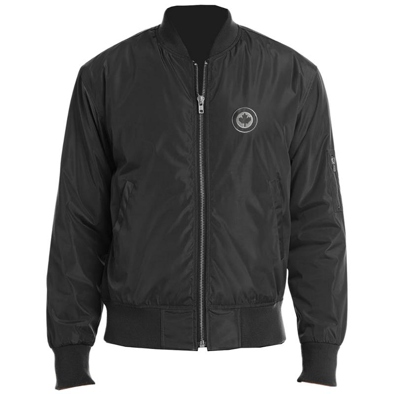 Product Photo of RCAFROUNDELJACKET2019 - RCAF Roundel Crested Bomber Jacket