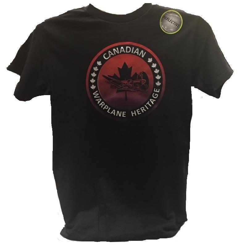 Product Photo of REFLECTIVEblack - CWHM Reflective Gradient Tshirt