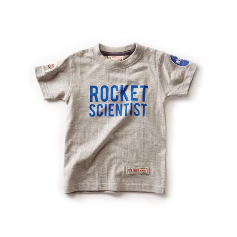 Product Photo of ROCKET-SCIENTIST-KIDS-TSHIRT - NASA Rocket Scientist  Kids TShirt