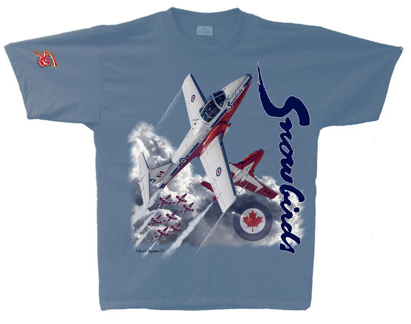 Product Photo of SNOWBIRDTSHIRT - Snowbirds T-Shirt