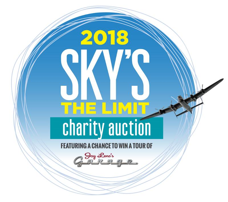 Product Photo of STLCA1 - 2018 Sky's The Limit Charity Auction - Seat Ticket
