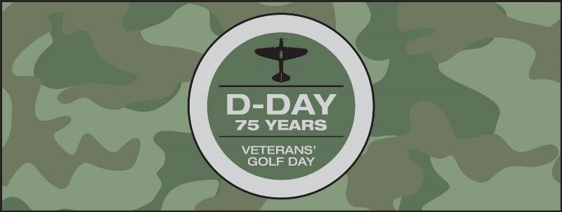 Product Photo of VGDTGolfDinnerSouth9 - Veterans' Golf Day Tournament - Dinner & Golf - South Course - 9 holes