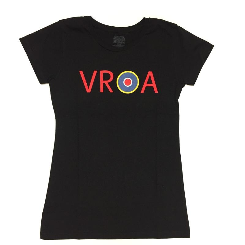 Product Photo of VRALDSTSHIRT2015 - VRA Ladies TShirt