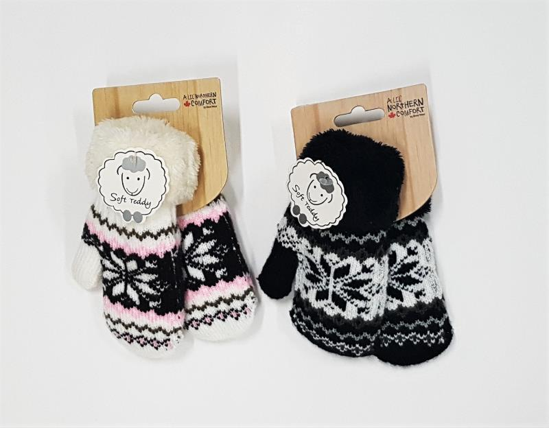 Product Photo of WOOLMITTENSBABY - Infant Wool Mittens