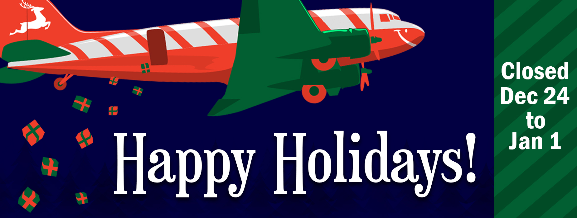Poster for - Happy Holidays