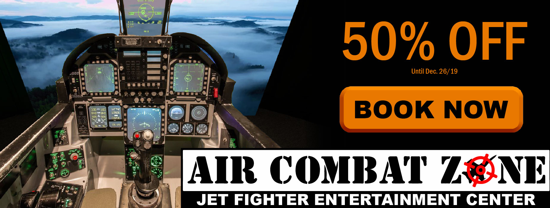 Poster for - Air Combat Zone - 50% OFF