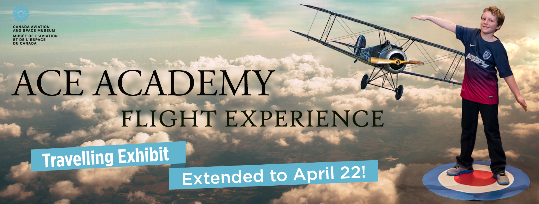 Poster for - Ace Academy Flight Experience