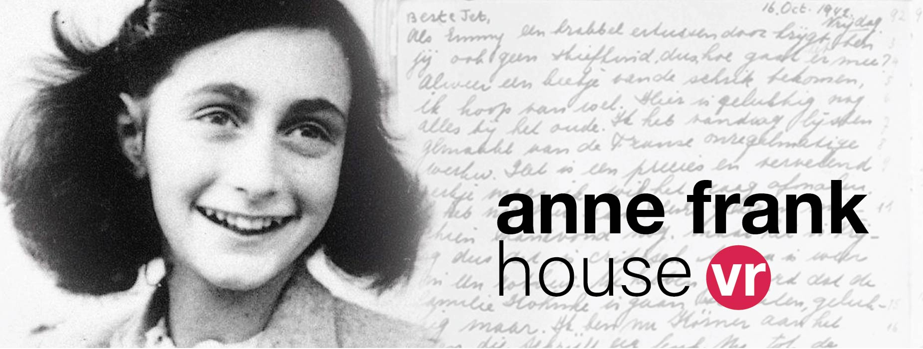 Poster for - Anne Frank House Virtual Reality