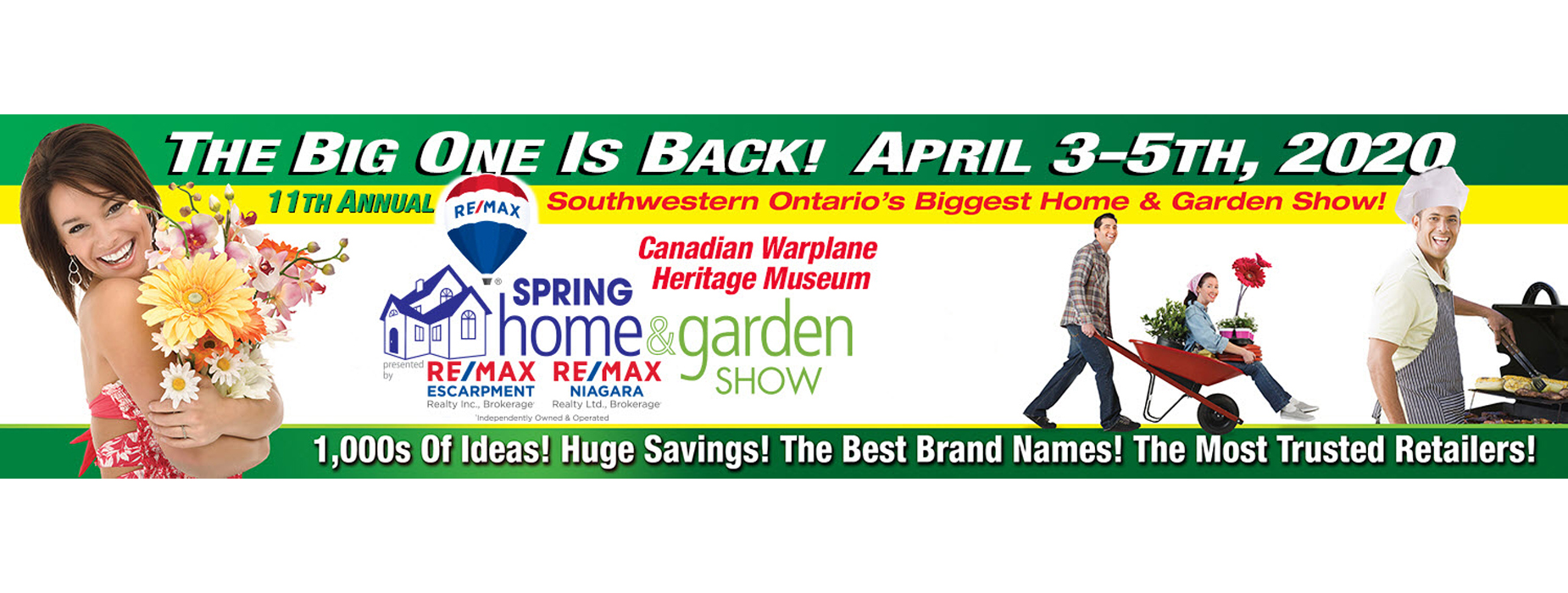 Banner Image for the Spring Home & Garden Show event