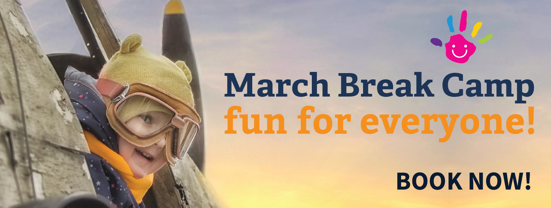 Poster for - March Break Camp