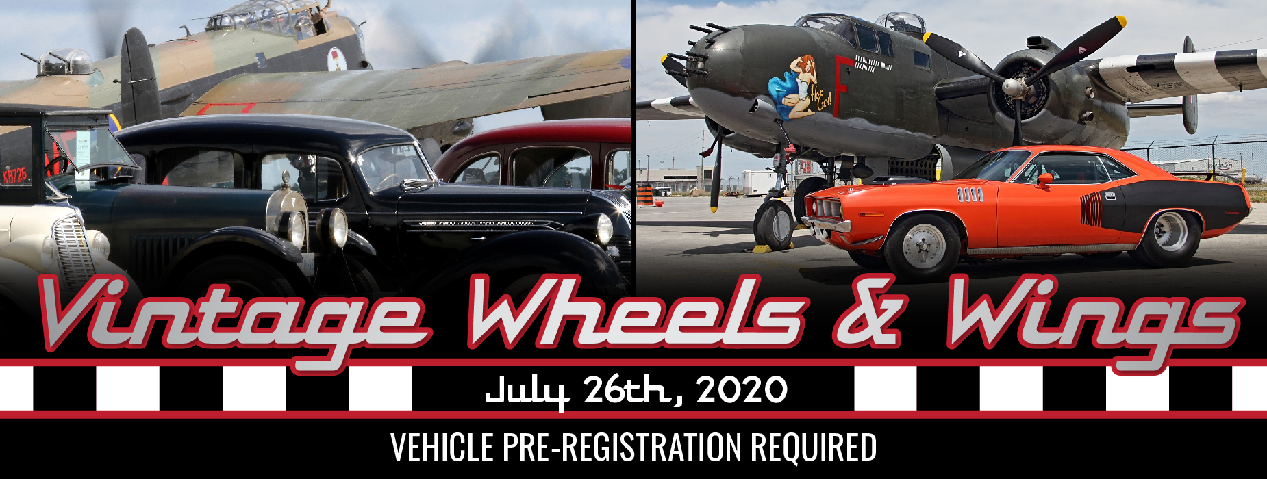 Banner Image for the Vintage Wheels & Wings event