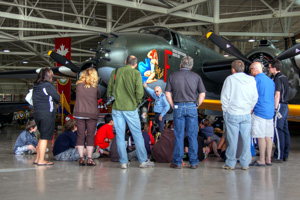 Photo of CWHM School Groups