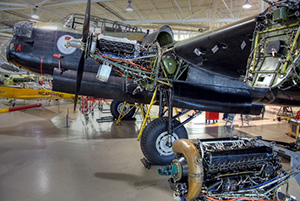 Lancaster Engine Overhaul