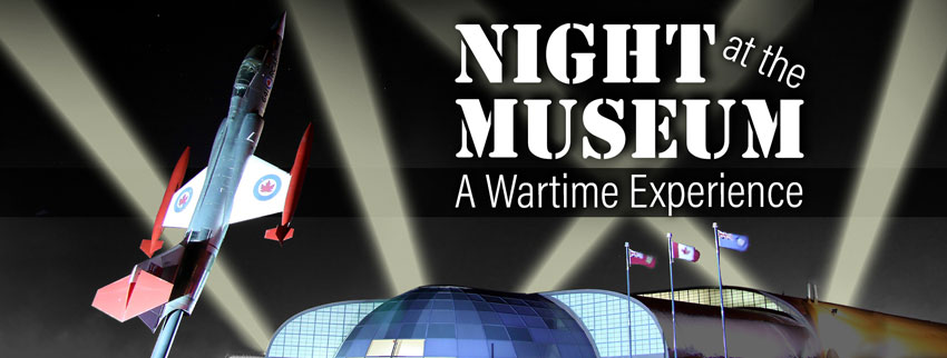 Night at the Museum - A Wartime Experience