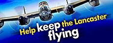 Lancaster Engine Appeal Fundraiser Poster