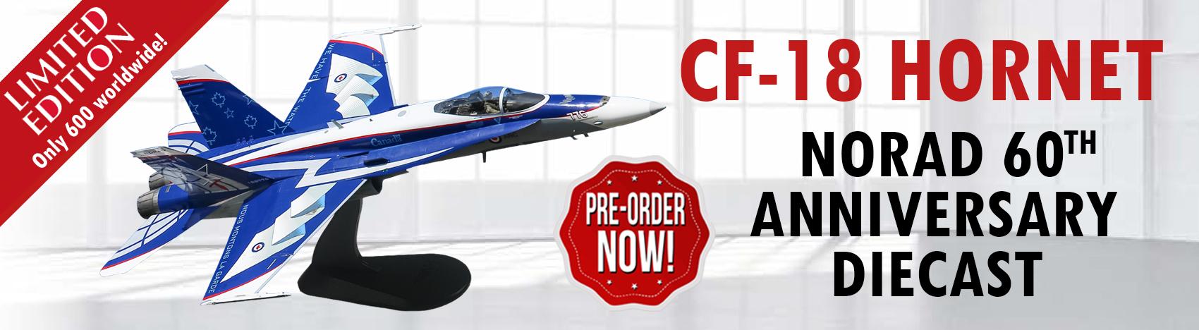 CF-18 Diecast