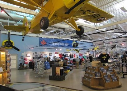 Canadian Warplane Heritage Museum's Gift Shop Photo