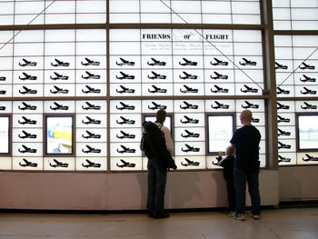 Photo of Donor Recognition at Canadian Warplane Heritage